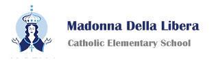 Madonna Della Libera Logo